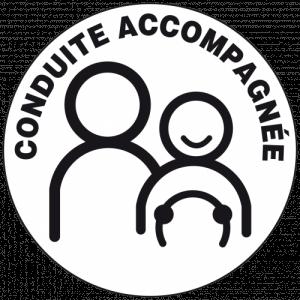 Logo conduite accompagnée