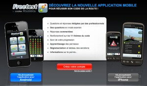freetest mobile de Codes Rousseau