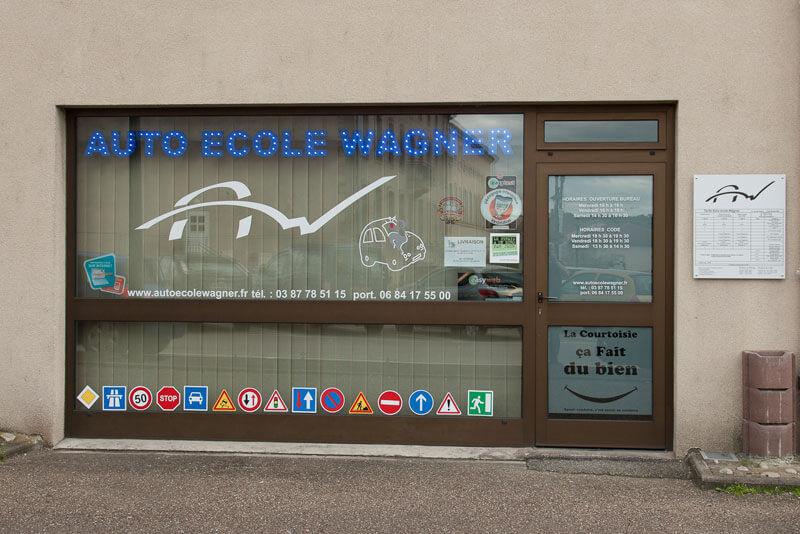 Auto école Wagner Bouzonville