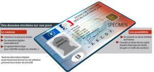 nouveaux permis carte à puce